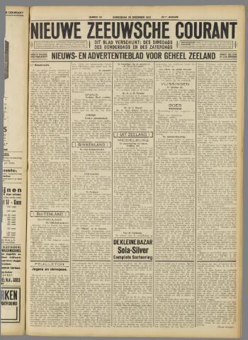 Nieuwe Zeeuwsche Courant 1933-12-28
