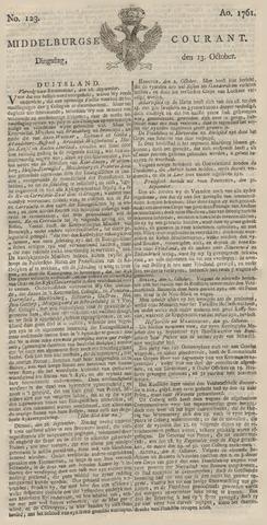 Middelburgsche Courant 1761-10-13