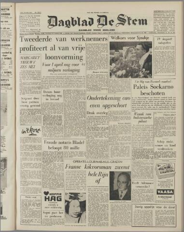 de Stem 1960-03-10