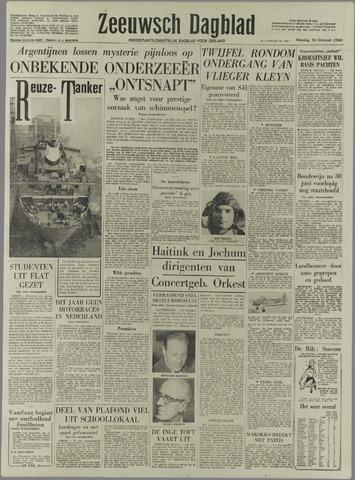 Zeeuwsch Dagblad 1960-02-16