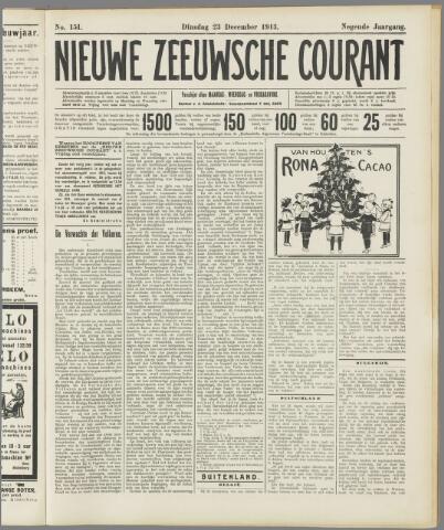Nieuwe Zeeuwsche Courant 1913-12-23