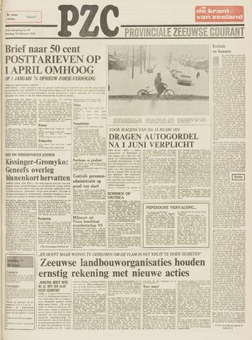 Provinciale Zeeuwse Courant 1975-02-18
