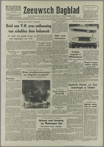Zeeuwsch Dagblad 1956-10-02