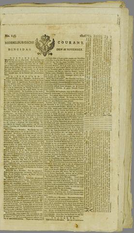 Middelburgsche Courant 1806-11-18