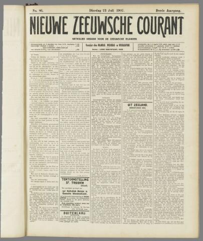 Nieuwe Zeeuwsche Courant 1907-07-23