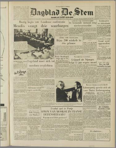 de Stem 1954-09-29