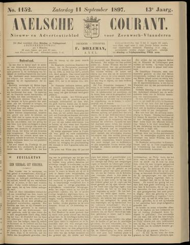 Axelsche Courant 1897-09-11