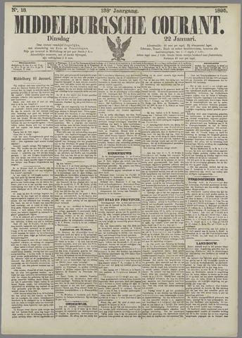 Middelburgsche Courant 1895-01-22