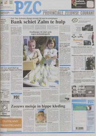 Provinciale Zeeuwse Courant 2004-04-17