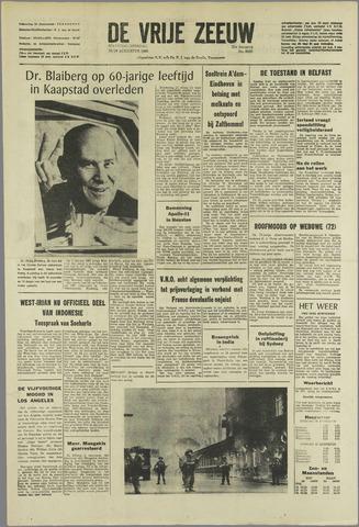 de Vrije Zeeuw 1969-08-18