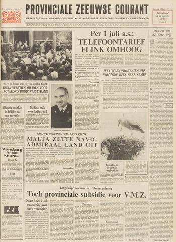 Provinciale Zeeuwse Courant 1971-06-26