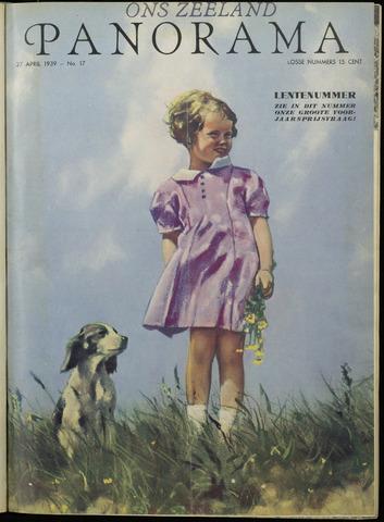 Ons Zeeland / Zeeuwsche editie 1939-04-27