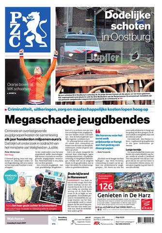 Provinciale Zeeuwse Courant 2017-03-06