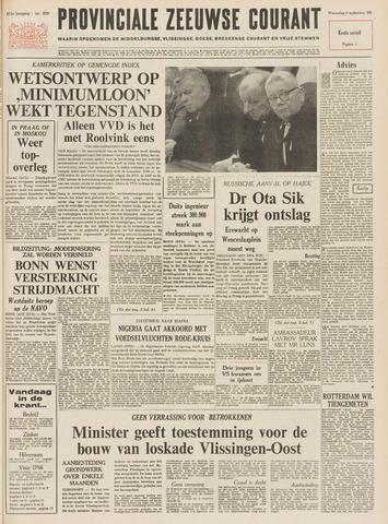 Provinciale Zeeuwse Courant 1968-09-04