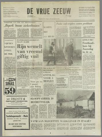 de Vrije Zeeuw 1971-10-28