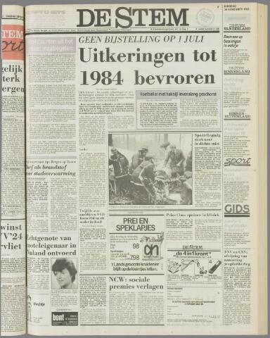 de Stem 1982-11-30