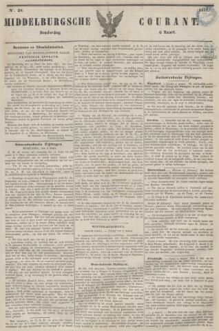 Middelburgsche Courant 1851-03-06