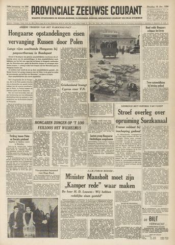 Provinciale Zeeuwse Courant 1956-12-18
