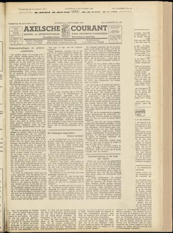 Axelsche Courant 1947-09-03