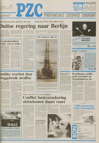 Provinciale Zeeuwse Courant 1991-06-21