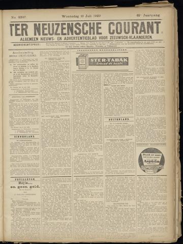 Ter Neuzensche Courant. Algemeen Nieuws- en Advertentieblad voor Zeeuwsch-Vlaanderen / Neuzensche Courant ... (idem) / (Algemeen) nieuws en advertentieblad voor Zeeuwsch-Vlaanderen 1929-07-10