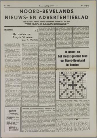 Noord-Bevelands Nieuws- en advertentieblad 1978-06-29