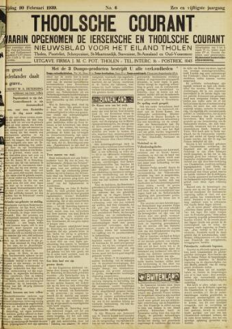 Ierseksche en Thoolsche Courant 1939-02-10