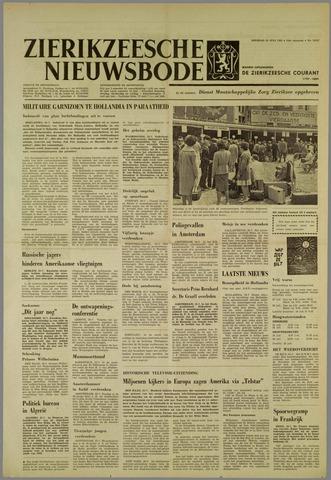 Zierikzeesche Nieuwsbode 1962-07-24