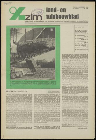 Zeeuwsch landbouwblad ... ZLM land- en tuinbouwblad 1975-09-26