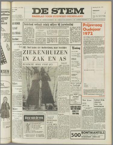 de Stem 1972-12-30