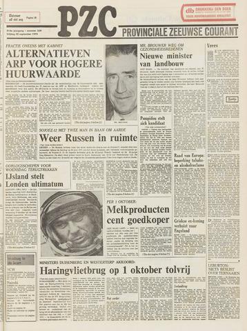 Provinciale Zeeuwse Courant 1973-09-28