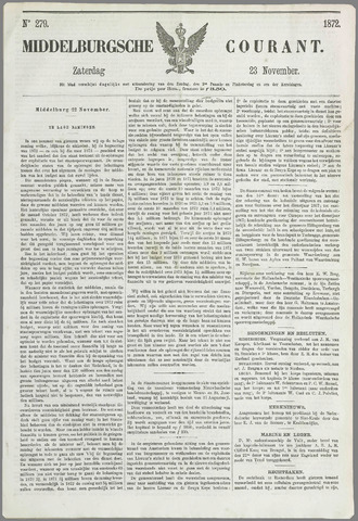 Middelburgsche Courant 1872-11-23