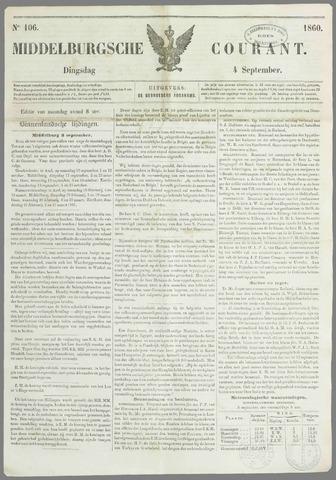 Middelburgsche Courant 1860-09-04