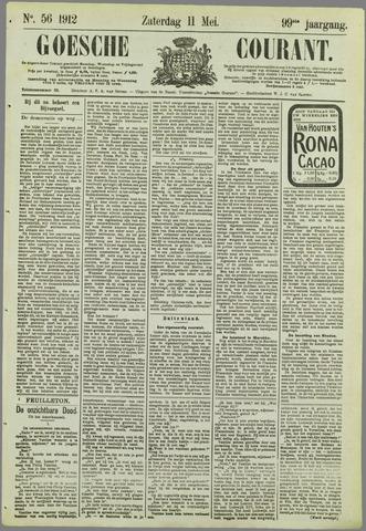 Goessche Courant 1912-05-11