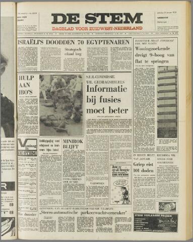 de Stem 1970-01-24