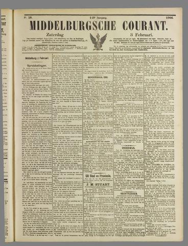 Middelburgsche Courant 1906-02-03