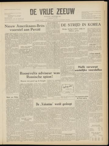 de Vrije Zeeuw 1952-09-01
