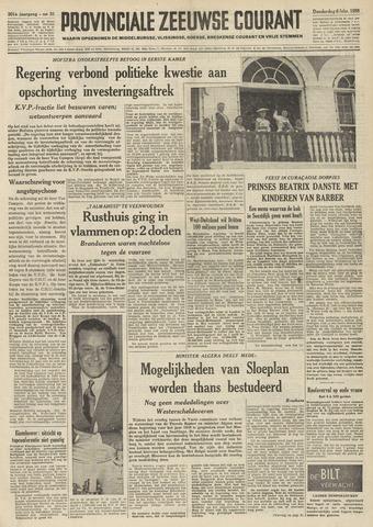 Provinciale Zeeuwse Courant 1958-02-06