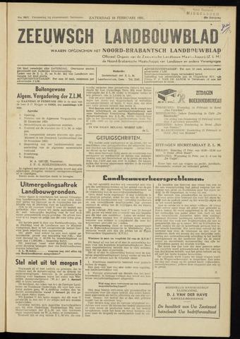 Zeeuwsch landbouwblad ... ZLM land- en tuinbouwblad 1951-02-10