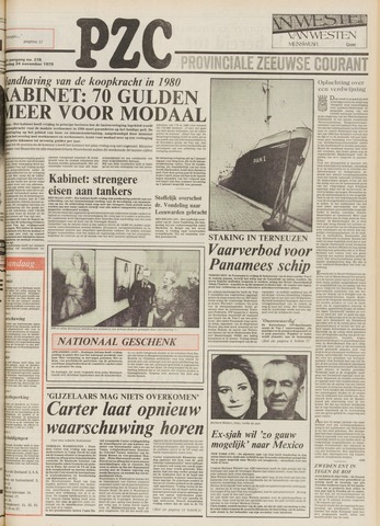 Provinciale Zeeuwse Courant 1979-11-24