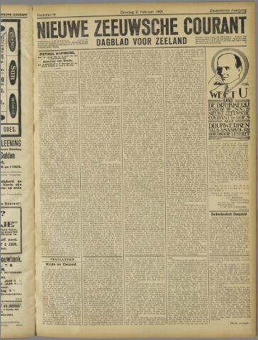Nieuwe Zeeuwsche Courant 1921-02-08