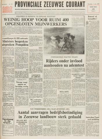 Provinciale Zeeuwse Courant 1972-06-07