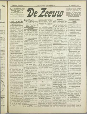 De Zeeuw. Christelijk-historisch nieuwsblad voor Zeeland 1937-03-16