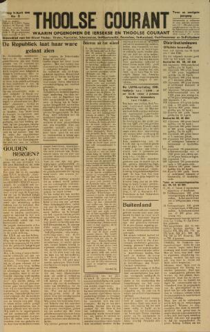 Ierseksche en Thoolsche Courant 1948-04-16