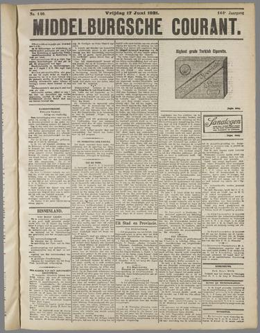 Middelburgsche Courant 1921-06-17