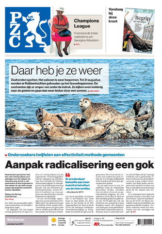 Provinciale Zeeuwse Courant 2019-06-01