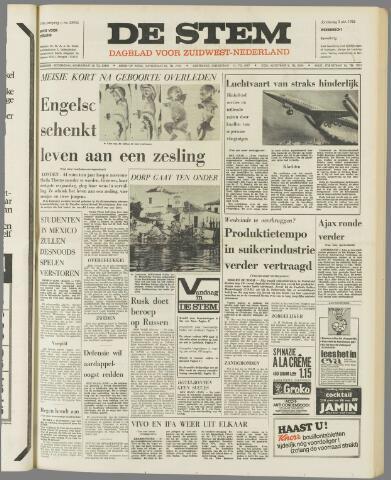 de Stem 1968-10-03