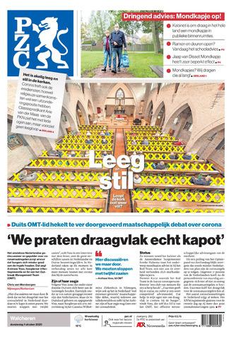 Provinciale Zeeuwse Courant 2020-10-01