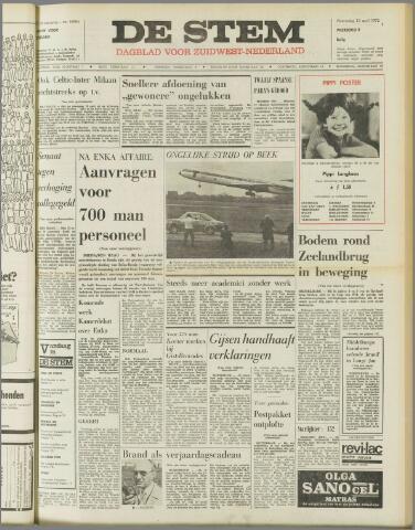 de Stem 1972-04-12