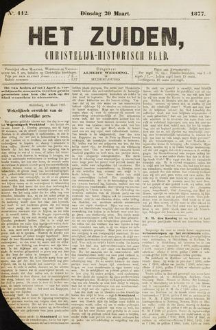 Het Zuiden, Christelijk-historisch blad 1877-03-20